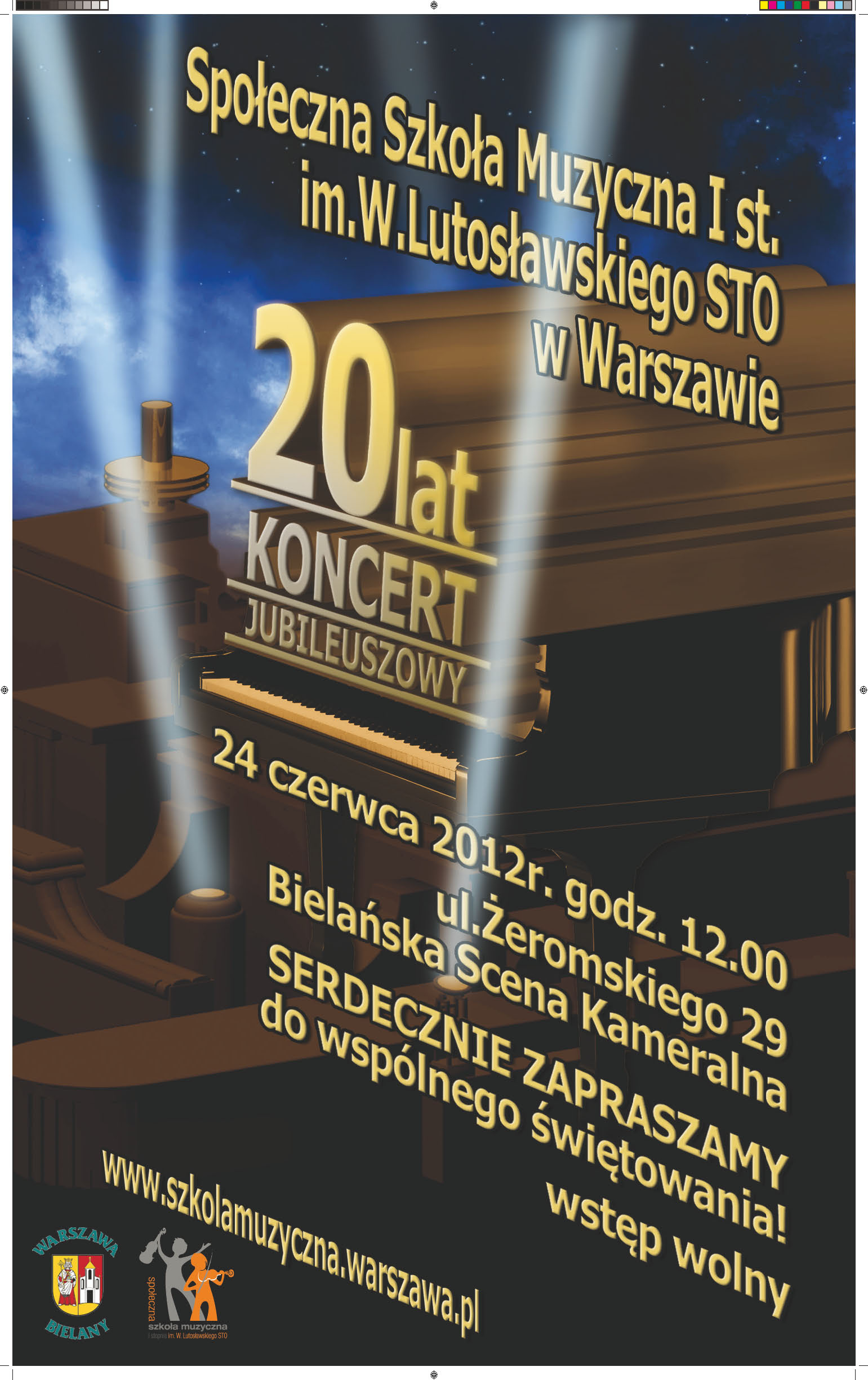 50x70cm Plakat