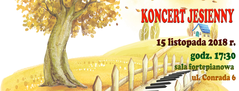 Baner Koncert Jesienny 18